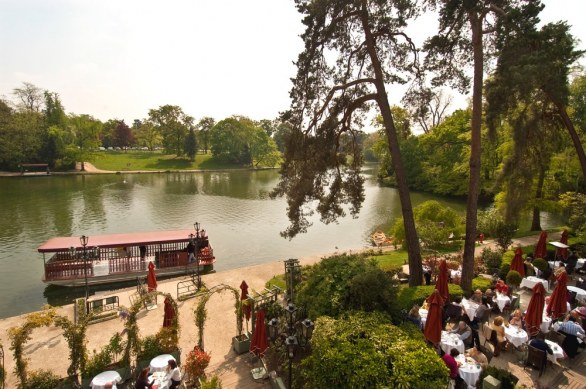 Chalet des Iles: A fantastic restaurant on the lake in Paris
