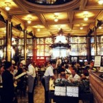 Rio de Janeiro: Take coffee to Confeitaria Colombo