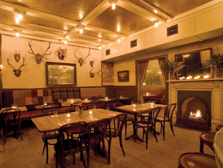 Restaurants in New York: Freemans