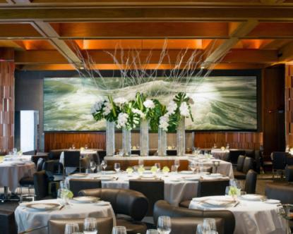 Eating well in New York: Le Bernardin and Masa