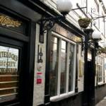Legendary pub, the Whitelock's in Leeds