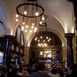 A tea in London at Wolseley