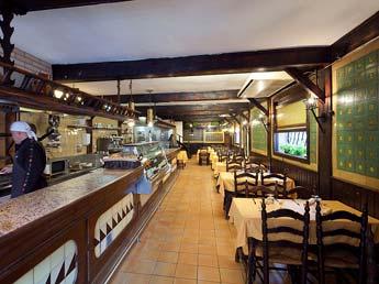 Can Manel restaurant, Barcelona