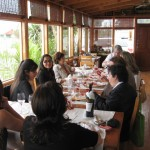 Chile's Bistrot restaurant: eating well, the fish in Fano
