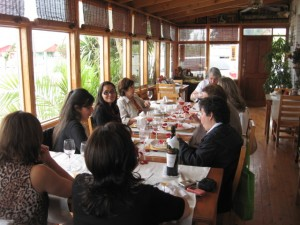 Chile's Bistrot restaurant