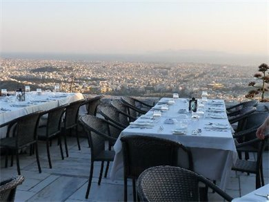 Greek Gourmet Restaurant in Athens