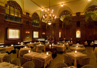 "The ""old"" New York: Historic Restaurants"