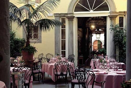 Restaurant Enoteca Pinchiorri in Florence