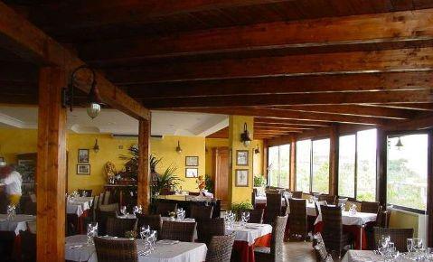Restaurant Sapori in Vista of Bacoli