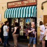 Three restaurants in Florence