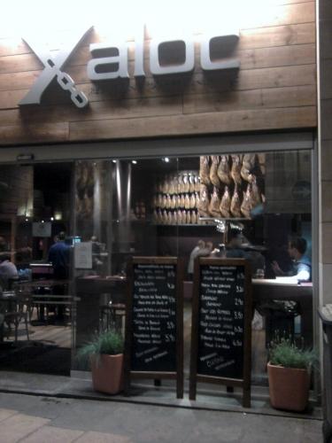 Xaloc Restaurant, Barcelona