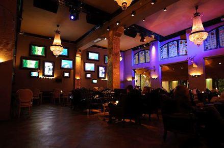 Restaurant De Kroon in Amsterdam