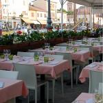 Restaurant Titon 1954 in Cesenatico