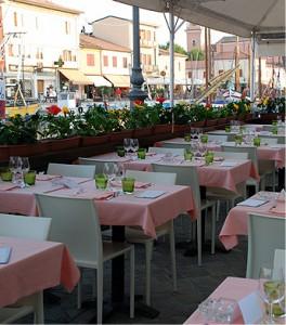 restaurant Titon 1954