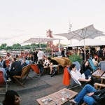 Batofar: a drink and a beach on the river in Paris