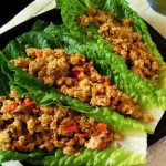 Light Recipes: Stuffed lettuce rolls