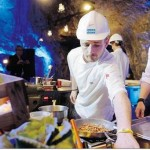 Taste underground: the Finnish Muru restaurant equip in a mine