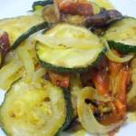 French recipes: Ratatouille