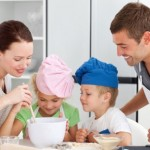Kids Recipes: Desserts of different fruits