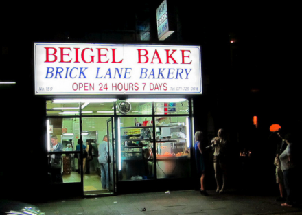Brick Lane Beigel Bakery