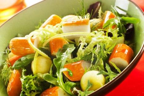 Apple Salad: Everybody's Favorite