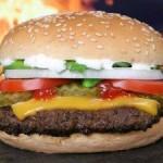 Lent Burgers