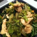 Oriental Chicken with Vegetables