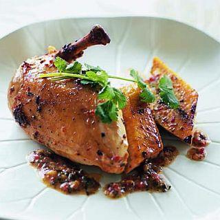Chicken Havana