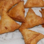 Easy recipe for beef samosas