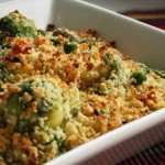 Vegetarian Recipe: Couscous with Parmesan and Peas