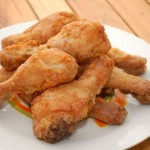 KFC style fried chicken recipe