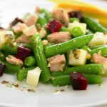 Recipe: Warm bean salad