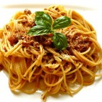 European Recipes: Original Bolognese sauce!