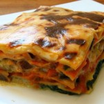 Healthy and easy cooking: Vegetable Lasagna