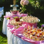 10 tips for choosing the wedding catering