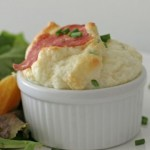 Light cheese souffle