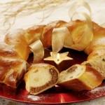 Desserts: Light Epiphany Cake
