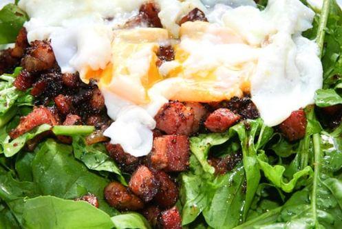 lyon salad