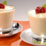 Desserts: Vanilla Cream