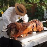 How to create the most succulent hog roast