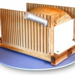 How to use a bread slicer to have perfectly sliced restaurant bread