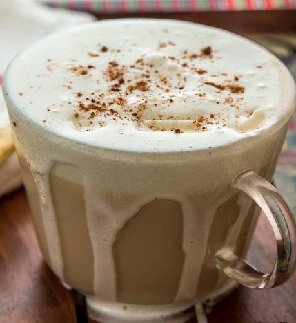 Chai Tea Latte Smoothie