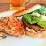 Vegetarian Kitchen: Tofu burger
