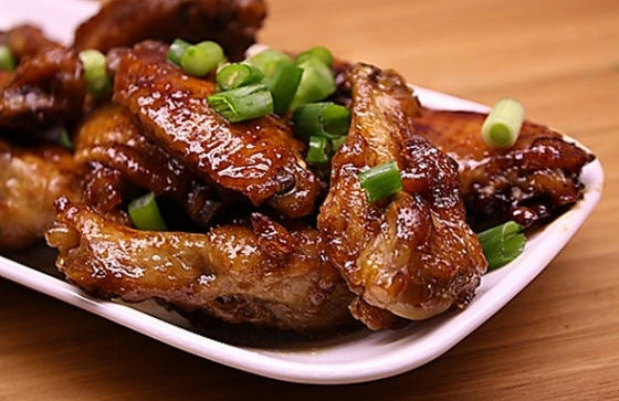 Recipe: Pollo Al Sillao (Chicken with soy sauce)