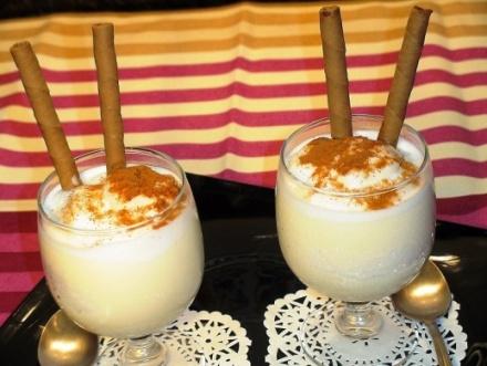 meringue milk