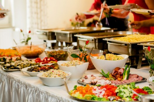 good catering service for wedding