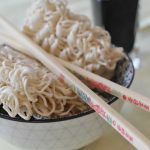 Turn some chopsticks into a very easy to use utensil to eat